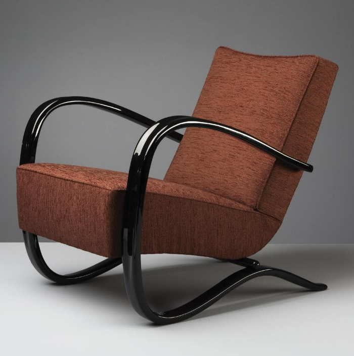 Gallery Kubista Cubism Catalogue Original Armchair J